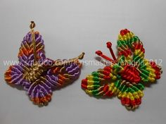 How to make chinese knot butterfly