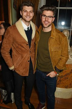 These two are starting the week in style at the LCM Opening Party on Thursday night.