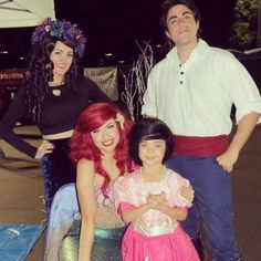 Mermaid fun at AJ's Kids Crane in San Diego