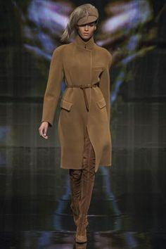 Donna Karan camel coat - timeless!