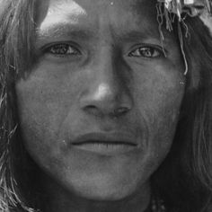 Portrait of a Hopi Indian  from a wealthy family, ca.1900 :: California Historical Society Collection, 1860-1960