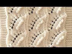 Lace Knitting Patterns, Knitting Stitches, Pop Corn, Moda Emo, Diy Arts And Crafts, Sweater Cardigan, Knit Crochet, Sweaters, Blog