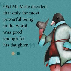 Where will he find this being? The answer is closer to home than he thinks. £9.99 https://store.ibo.org/mr-mole-and-the-most-powerful-being-in-the-world