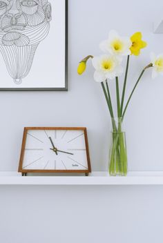My Attic, Thrift Shop, Vintage Clock