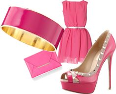 """""""Color 5 Day 5"""" by dezzerrea on Polyvore"""