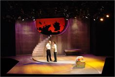 M Butterfly. Capitol Repertory Theater. Cameron Anderson   Scenic Designer