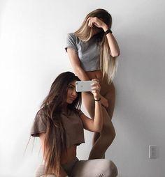"nastygall: "" Claudia Tihan & Elisabeth Rioux "" x"