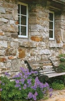 Green Home Building: Natural Building Techniques: Rock