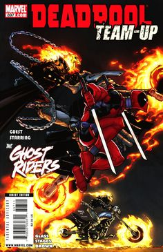 """""""Freak Out"""" - Deadpool Team-Up Issue #897"""