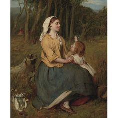 A Mother's Love - Sir William Quiller Orchardson