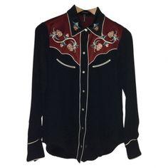 isabel marant western shirt #wewantsale #isabelmarant #blouse