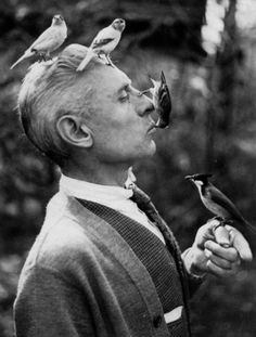 the birds paradise | 1930s charles e jones was known as the birdman of vancouver