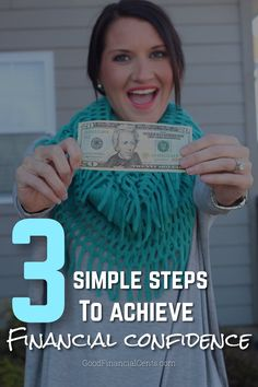How to be Financially Confident and Own Your Money Like a Boss http://www.goodfinancialcents.com/how-to-boost-confidence?utm_content=buffer2d6c8&utm_medium=social&utm_source=pinterest.com&utm_campaign=buffer via Jeff Rose, CFP®