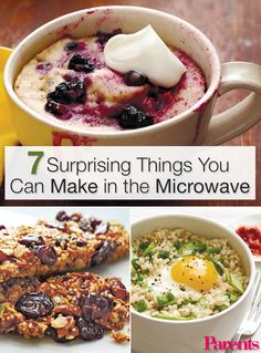 From breakfast to dinner to dessert these easy recipes from Mug Meals by Dina Cheney will give you quick, fuss-free dishes in minutes.
