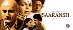 Saaransh (1984) | Rohini Hattangadi, Anupam Kher, Soni Razdan | Full Movie | Saaransh is a story of an old Maharashtrian couple living in Shivaji Park, Mumbai, coming to terms with the death of their only son who is killed in a mugging in New York. Devastated, former headmaster B.V. Pradhan and his wife, Parvati, grieve.    Saaransh (1984) 137 min|Drama|25 May... | http://masalamoviez.com/saaransh/