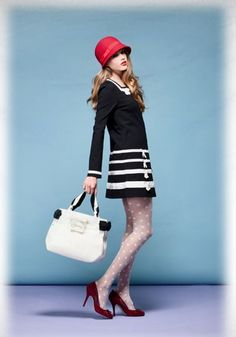 Alannah Hill - love her skirts, belts, shoes, bags, hats etc. Fashion Bags, Fashion Outfits, Womens Fashion, Fashion Trends, Mysterious Girl, Fashion Catalogue, Pinterest Fashion, Retro Chic, Retro Dress