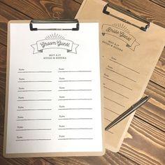 【結婚式セミオーダー芳名帳】芳名帳紙のみこちらは氏名のみを記入するタイプです♪A4サイズ 6枚 96名分A4サイズ1枚に16名分記入可能です★追加が必要な方は1枚150円で追加出来ますので、必要人数に合わせてご購入ください♪紙種:クラフト紙(70g/㎡、...