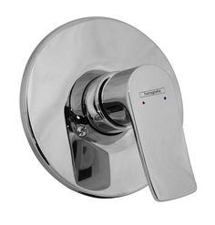 Shoer Mixer - Bathroom Bizarre: 31686-000 Metris Shower Mixer Trim Set 13620180 Mixer, Shower, Bathroom, Ideas, Rain Shower Heads, Washroom, Blenders, Showers, Bathrooms