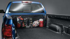 Truck Bed Cargo Net Hammock Style 07-16 Tundra.
