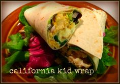 I cannot even tell you how good these chicken wraps are. You have to try these!  Chicken Breast Strips, Bacon, avocado, Shredded Colby Jack Cheese, red onion...such a great combo!