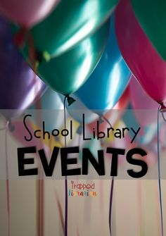 School library events can bring excitement and engagement to your school community!  These 5 reasons to plan school library events will get you started on making your library the center of your school.  Click to get some school library event ideas today! #thetrappedlibrarian #schoollibrary Library Lesson Plans, Library Lessons, Library Events, Library Room, Free Library, Library Ideas, Elementary School Library, Elementary Schools, Reading Motivation