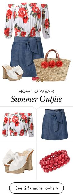 """Untitled #4935"" by sherry7411 on Polyvore featuring Paloma Barceló and Ross-Simons"