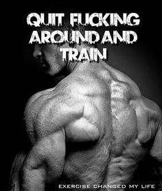 Less Words and More Weights! Also click the image for Part 3 of The Science Behind Muscle Growth article.