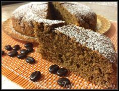 TORTA MORBIDA YOGURT E CAFFÈ Una torta semplice, veloce, golosa e sofficissima, da servire a merenda o colazione? Ecco la mia ultima creazione...