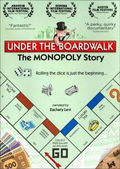 Target : Under the Boardwalk: The MONOPOLY Story : Image Zoom