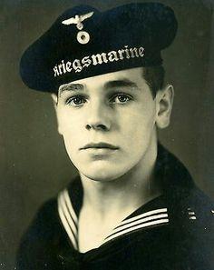Young German sailor