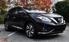 2018 Nissan Murano overview