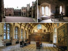 12 buildings in use today that were around when King Richard III was on the throne - Abroad in the Yard