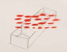 homesick as a nail, by Richard Tuttle. A vital force in the development of Conceptualism and post-Minimalism, Richard Tuttle is one of the most. Richard Tuttle, Whitney Museum, Museum Of Contemporary Art, Sketchbook Inspiration, Abstract, Drawings, Nail, Collage, Sketchbooks