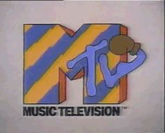 MTV / Back when it was Music Television! School Tv, High School, Mtv Music Television, Happy Gif, Music Pics, Partying Hard, 80s Kids, Old Cartoons, Studio Art