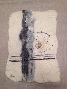 Jean Manrique Fiber Art