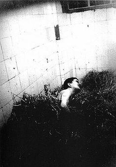 Photo from French Psychiatric Hospital, 1954