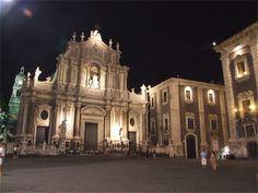 Catania, province of Catania , Sicily region Italy
