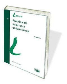 Práctica de salarios y cotizaciones Electronics, Socialism, Social Security, Libros, Law, News, Management, Consumer Electronics