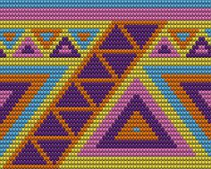 Pattern for my own mochila bag:) made with the program: Ea Tapestry Crochet Patterns, Bead Loom Patterns, Crochet Stitches Patterns, Weaving Patterns, Crochet Chart, Cross Stitch Patterns, Mochila Crochet, Tapestry Bag, Yarn Bombing