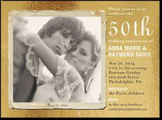37 Best 50th Anniversary Party Images