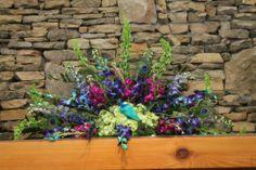 Mantle arrangement