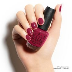 This shade is in high demand! #OPIByPopularVote