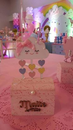 Tea Party Theme, Tea Party Birthday, Baby Party, Baby Birthday, Girl Baby Shower Decorations, Baby Shower Centerpieces, Baby Decor, Birthday Party Decorations, Rain Baby Showers