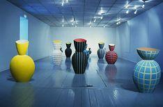 Large scale vases – Elizabeth von Krogh, Norway