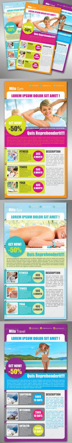 Email Newsletter Template PSD, Vector EPS. Download here: http://graphicriver.net/item/email-newsletter-templates/2717293?s_rank=430&ref=yinkira