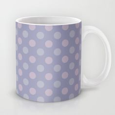 THESE DOTS ARE PASTEL Coffee Mug