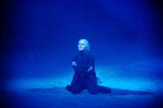 1988/89 Faust, frammenti parte prima di Johann Wolfgang Goethe, regia di Giorgio Strehler, foto di Luigi Ciminaghi
