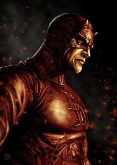 DD - Patricio Clarey: Illustrator & Graphic Designer | Superheroes