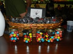 Bowling party favors -