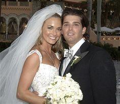 Donald Trump, Jr. And Vanessa Haydon Wedding